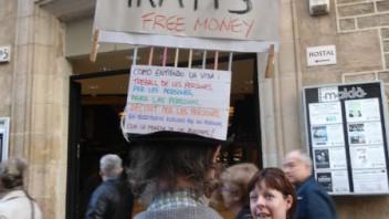 The Barcelona interviews: Free money, precariousness and alternative living