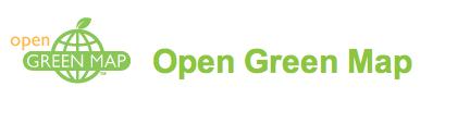 open green map