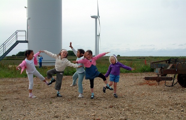 Energy4All_Kids_at_Fens_site_Pure_Leapfrog