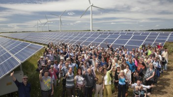 Community involvement with solar farms: what it means for councillors, planners and community groups
