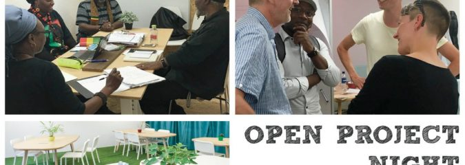 Open Project Nights Get Going in Brixton